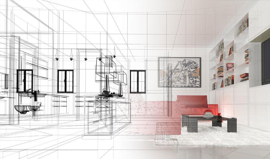 3D design interier