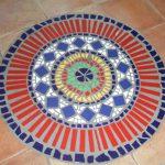 mozaika venkovsky dum 17