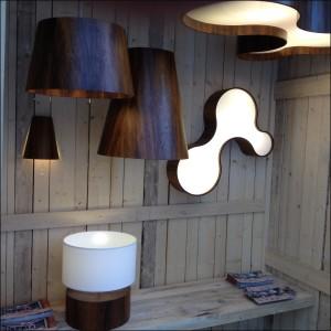 Dřevěná světla