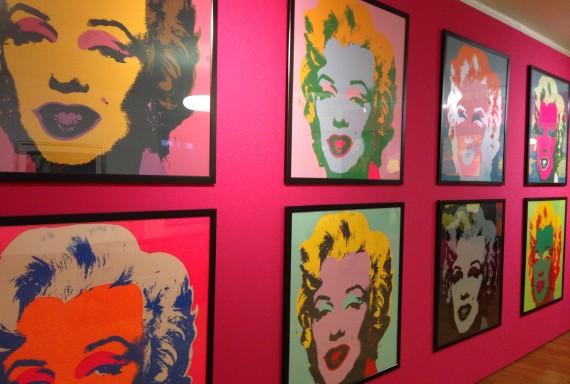 Výstava Andyho Warhola v Brně na Špilberku